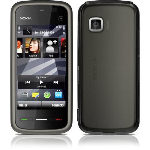 Недорогой смартфон Nokia 5228 с сенсорным экраном