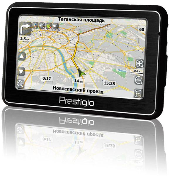 Навигатор Prestigio GeoVision 5250