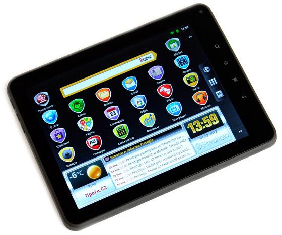 Планшет Prestigio MultiPad PMP5080B