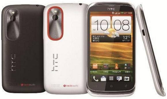 Dual-SIM-смартфон-коммуникатор HTC Desire V