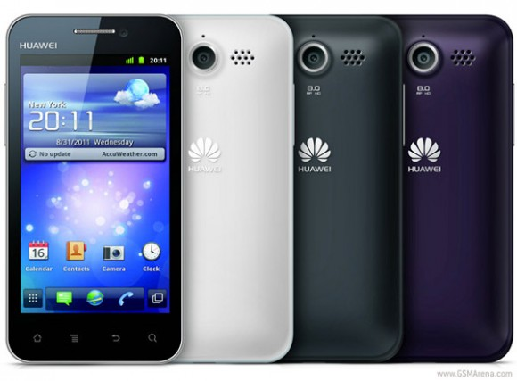 Андроид-смартфон/коммуникатор Huawei Honor U8860