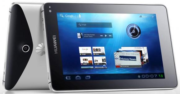 """Многофункциональный планшет Huawei MediaPad 7"""""""