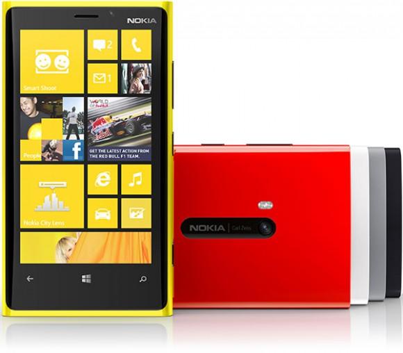 Смартфон-коммуникатор Nokia Lumia 920