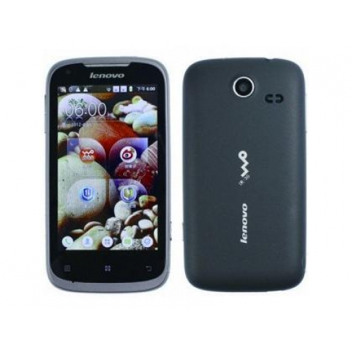 Недорогой смартфон с двумя SIM - Lenovo A750