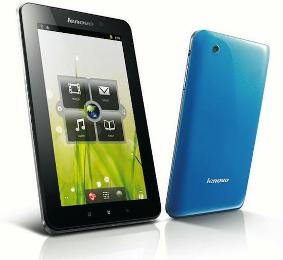 Бюджетный Андроид-планшет Lenovo IdeaPad A1