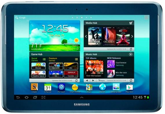 Андроид-планшет Samsung Galaxy Note 10.1 N8000
