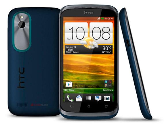 Смартфон-середнячок HTC Desire X Black