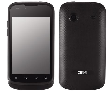 Бюджетный Android-смартфон ZTE V790 из Китая