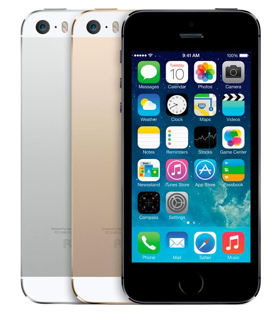 смартфон-коммуникатор iPhone 5S