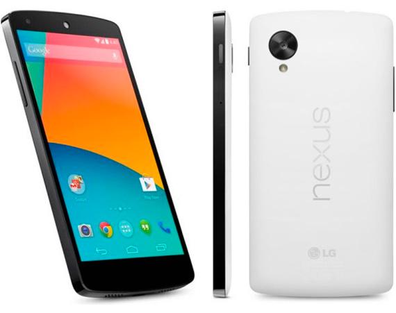 LG Нексус 5