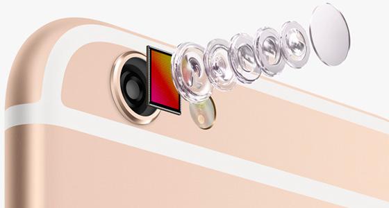 структура оптики нового iPhone
